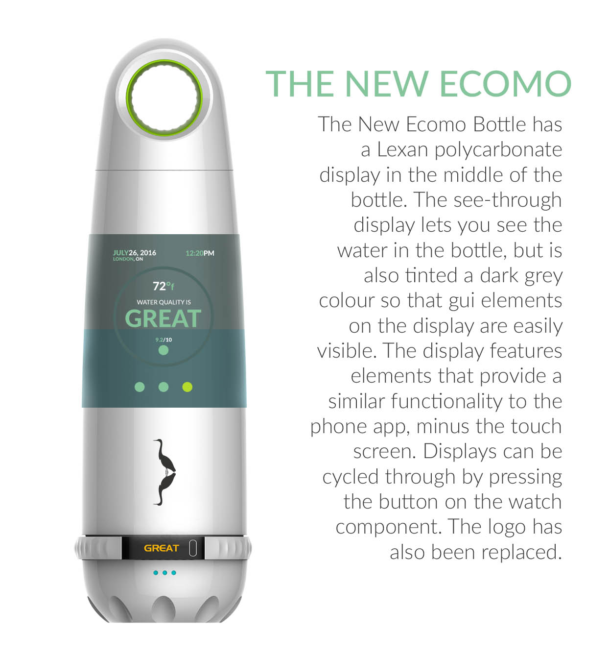 ecomo bottle redesign